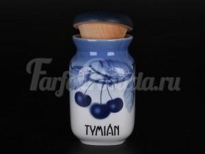 """Банка для специй """"Вишни тимьян AD"""" 0,20л."""