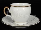 "Набор для чая 240 мл ""Золотое солнце"" Бернадотт на 6 перс. 12 пред."