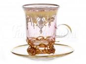 "Набор для чая""Алессия"" на 6 перс.12 пред."