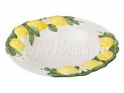 """Салатник 30 см """"Лимоны"""""""