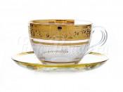 "Набор для чая на 6 перс.12 пред.""Богемия"""