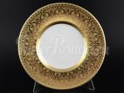 """Набор подстановочных тарелок 29 см 6 шт. """"Diamond FuII Gold"""""""