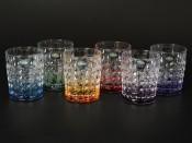 """Набор стаканов 230 мл 6 шт. """"Даймонд Колорс"""""""