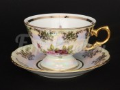 "Набор для чая ""Роза""(чашка155мл.+блюдце) на 6перс.12пред."