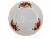 """Набор десертных тарелок 19 см 6 шт. """"Роза 8105100"""""""