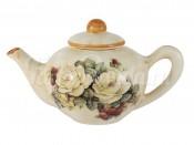"""Чайник 650 мл """"Роза и малина"""""""
