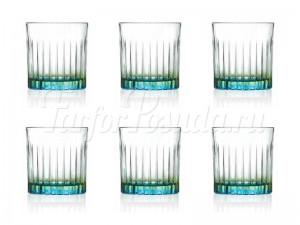 """Набор стаканов 360 мл 6 шт. """"Джипси"""" зеленые"""