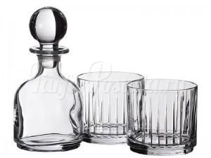 """Набор 3 пред. """"Комбо"""" графин 345 мл и 2 стакана 367 мл"""