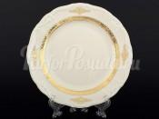 """Набор десертных тарелок 19 см 6 шт. """"Золотое вензеля Айвори"""" Мария Луиза"""