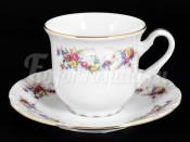 "Набор для чая 230 мл ""Цветочный сарафан"" Констанция на 6 перс. 12 пред."