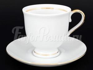 "Набор для чая 220 мл ""Голдирадо"" Корона на 6 перс. 12 пред."