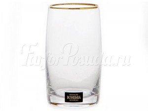 """Набор стаканов 250 мл 6 шт. """"Декор 230116"""" Идеал"""