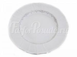 """Блюдо круглое 32 см глубокое """"Тонкое кружево"""" Бернадотт"""