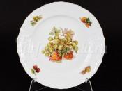 """Набор закусочных тарелок 21 см 6 шт. """"Фрукты"""" Бернадотт"""