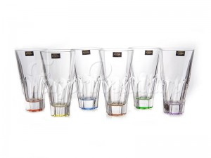 """Набор стаканов 480 мл 6 шт. """"Аполло Ассорти"""""""