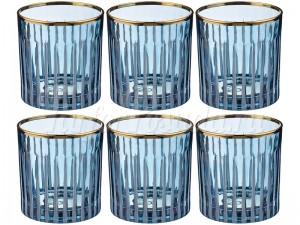 "Набор стаканов 280 мл 6 шт.""Пиза колорс"""
