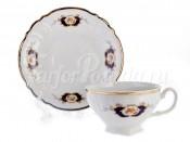 """Набор для чая 205 мл """"Бернадотт Синий глаз"""" на 6 перс.12 пред."""