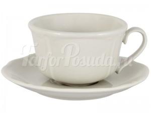 """Набор для чая 200 мл 2 пред. """"Villa"""" белый"""