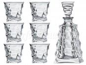 "Набор 7 пред. ""Касабланка"" графин 750 мл и 6 стаканов 300 мл"
