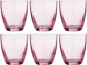 """Набор стаканов 300 мл 6 шт. """"Цветущий Кактус"""" оптик Элизабет"""