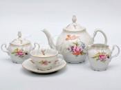 """Сервиз чайный """"Полевой цветок 5309011"""" на 6 перс.15 пред."""