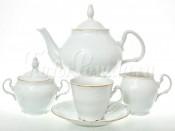 Сервиз чайный на 6 персон 17 предметов