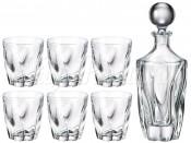"""Набор 7 пред. """"Барлей Твист"""" графин 750 мл  и 6 стаканов 320 мл"""