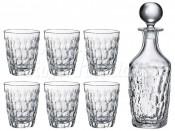 "Набор 7 пред. ""Marble"" графин 750 мл и 6 стаканов 290 мл"