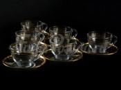 """Набор для кофе """"Панто""""(чашка+блюдце)"""