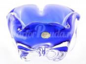 """Ваза для конфет 16 см """"Egermann"""" синяя"""