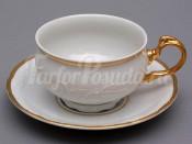 "Набор для чая ""Тулип 7500""(чашка165мл. блюдце  на 6 персон 12 предметов"