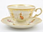 """Набор для чая 240 мл """"Блюмен 5021"""" на 6 перс. 12 пред."""