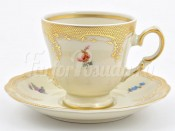 """Набор для кофе 140 мл """"Блюмен 5021"""" на 6 перс. 12 пред."""