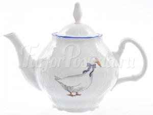 "Чайник 1,2 л ""Гуси"" Бернадотт"
