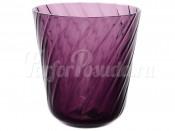 """Набор стаканов 250 мл 6 шт. """"Линии"""" фиолетовые"""