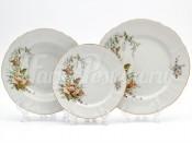 "Набор тарелок для сервировки стола ""Бернадотт 23011"" 18 шт."