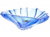 """Ваза для фруктов 33 см """"Plantica"""" синяя"""