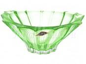 """Ваза для конфет 22 см """"Plantica"""" зеленая"""