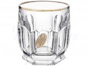 """Набор стаканов 250 мл 6 шт. """"Отводка золото"""" Сафари"""