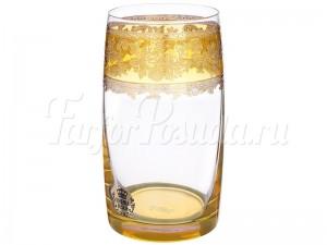 "Набор стаканов 250 мл 6 шт. ""Декор 801"" Амбр"