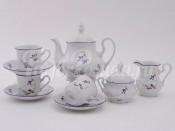 """Чайный сервиз на 6 персон 15 предметов """"Гуси"""" Мэри-Энн"""