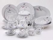 """Чайно-столовый сервиз на 6 персон 40 предметов """"Гуси"""" Мэри-Энн"""