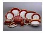 Посуда красного цвета поможет справиться с перееданием и алкоголизмом.